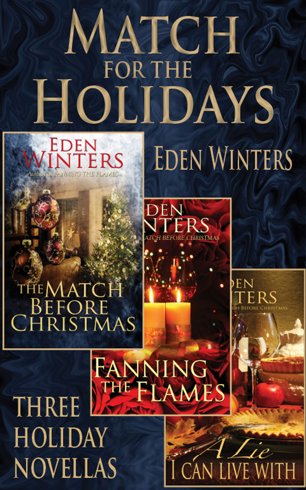 Match for the Holidays Boxed Set